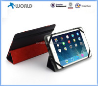 "Super Slim 10"" Universal Case for Tablet with 3 Folds Stand"