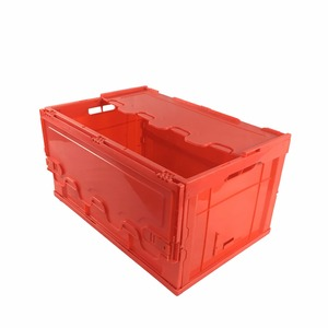 Foldable Crates Collapsible/Fold Plastic Moving Fruit Crates