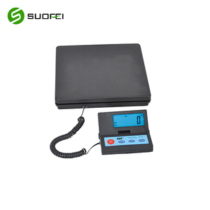 Good Price Wholesale Accuteck Postal Scale Computing Lcd Tempered Glass Digital Shipping Postal Scale