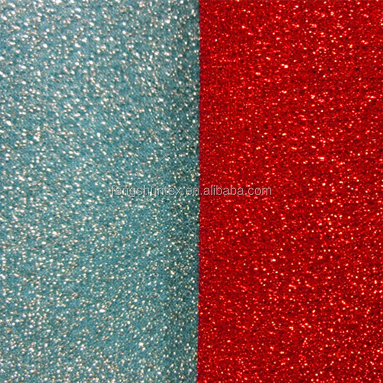 High quality polyester stretch shiny metallic fabric for dress