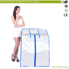 2014 Best selling slimming product ANP-329TMF Far Infrared Portable Sauna infrared sauna shower combination