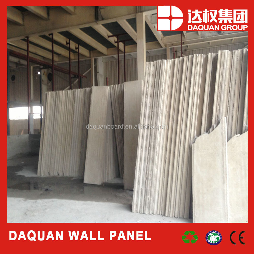 Government hospital project inside partition wall panel from Wuhan Daquan