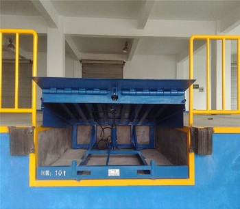 Mill Supplier Hydraulic Loading Dock Leveler With Ce Buy
