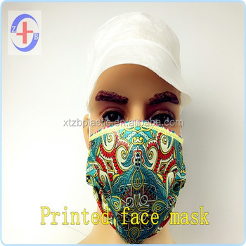 Dentist child doctor funny medical face shield disposable surgical magnetic  party cartoon printing OEM design beauty de246d1e2