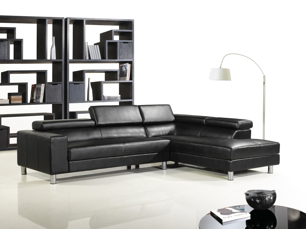 Cow Genuine Leather Sofa Set Living Room Sofa Sectional
