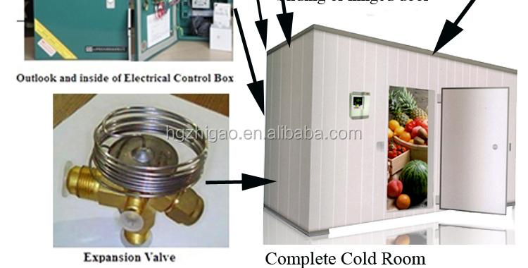 15hp Bitzer Air Cooled Refrigeration Semi Hermetic