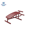 Park Steel Outside Sit Up Board, Outdoor Fitness Trail Equipment, Open Air Commercial Body Building Machine for community