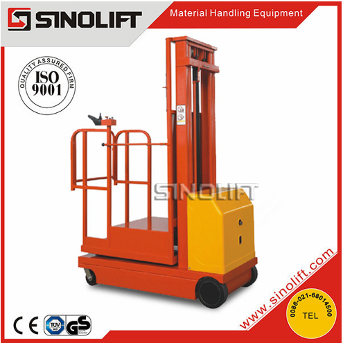 2016 Sinolift ZDYT Series Self-propelled Full Electric Order Picker with CE