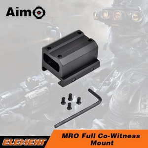 Aim-O Tactical airsoft scope dot sight mount for MRO Full Co-Witness Mount AO 1786