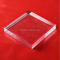 wholesale solid acrylic square block ,acrylic cube