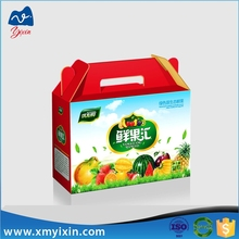 Food packaging banana packing carton box