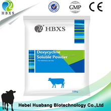 veterinary medicine for poultry Doxycycline Soluble Powder