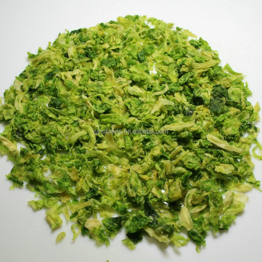 China dehydrated ginger powder dehydrated cabbage powder