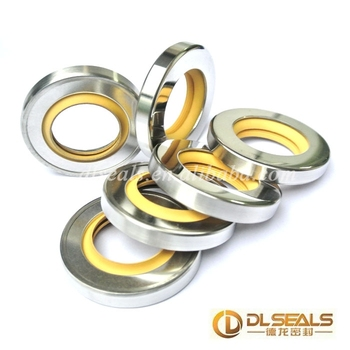 Various Types Customized Hydraulic Double Lips Ptfe Rotary Shaft Seals -  Buy Stainless Steel Oil Seal,Ptfe Rotary Shaft Seals,Double Lips Ptfe