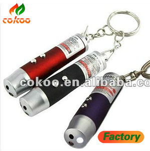 Alibaba Wholesale Keychain Laser Pointer LP-204