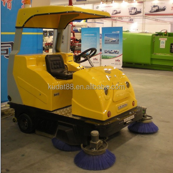KMN-XS-1250 7000m2/h pavement sweeper