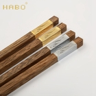 Chinese design branded reusable wooden chopsticks tableware with cheap price