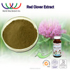 Free samples red clover plant extracts, bulk in stock wholesale red clover extract isoflavones 40%