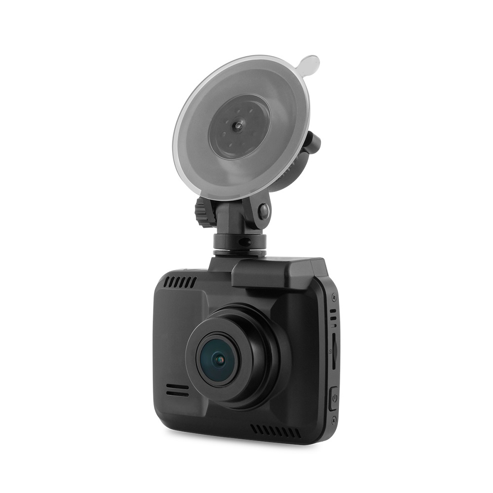 NT96660 DASH CAM 4K RESOLUTION CAR VIDEO RECORDER 2.4 INCH LCD WDR BUILT IN WIFI AND GPS CONTROLED BY APP ON SMART PHONES CAMERA