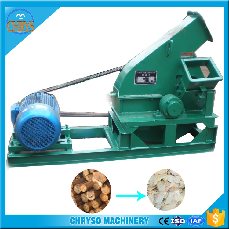Ce Iso Certification Wood Log Chipper /drum Wood Chipper /disc ...