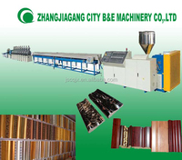 PS Foam Picture Frame Profiles extrusion machine/PS photo frame making machine