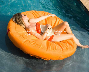 Inflatable Swimming Pool Floats Toys Summer Inflatable Floating Chairs and Loungers for Sale