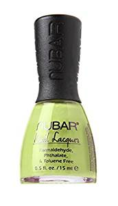 "NUBAR ""SOUR APPLE"" NSW274 MY SWEET ESCAPE COLLECTION by NUBAR"
