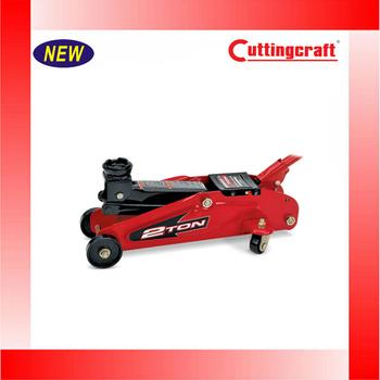Durable Heavy Duty 3 Ton Cars SUV Trolley Hydraulic Floor Jack