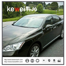 Light green Car window protection film resist heat and UV,Front window film