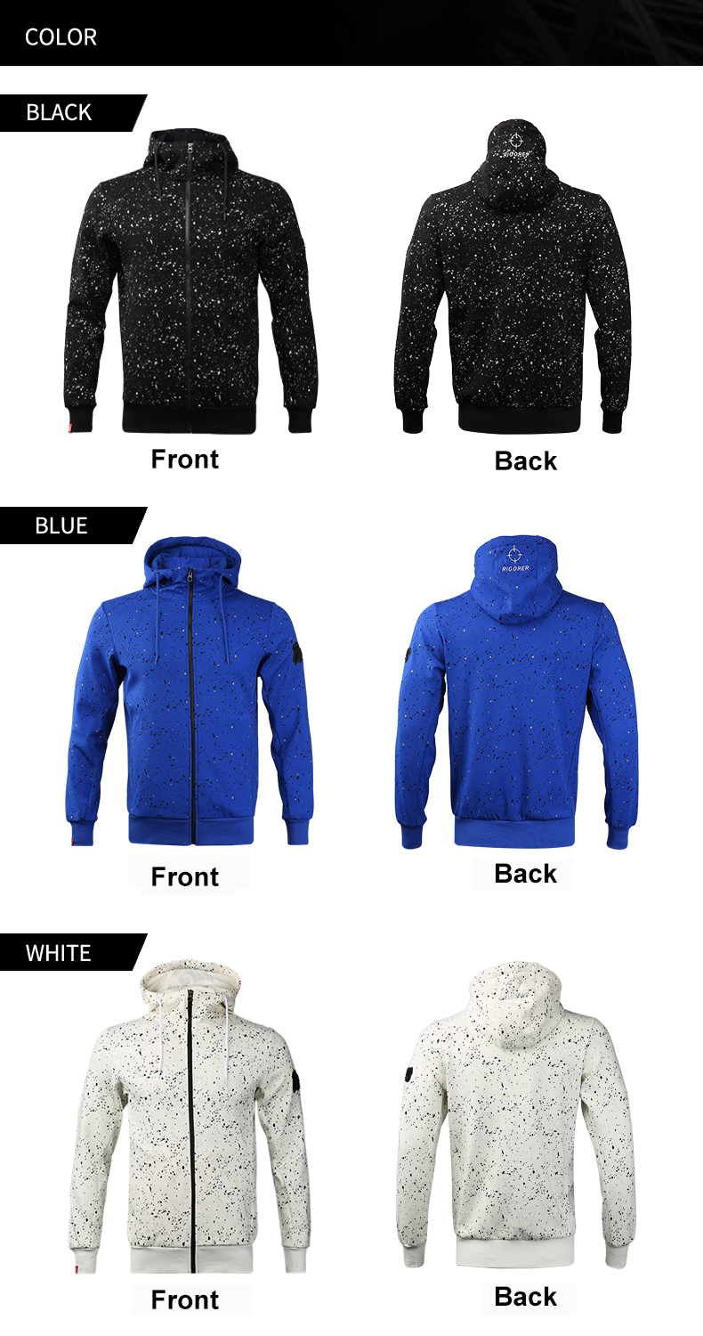 Man Fashion Sports Hoodie sweater with Latest Sweater Designs for Men