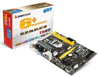 PC computer motherboards BIOSTAR TB85 ETH (LGA 1150 ) Intel Core i7 i5 i3 Xeon Pentium DDR3 Ethereum Zcash miner
