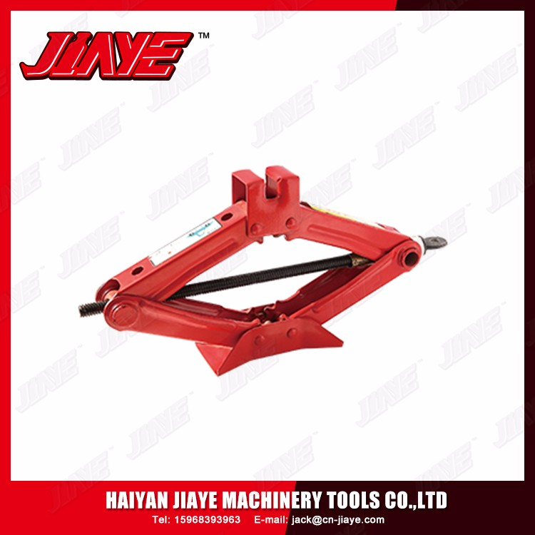 Reasonable Price Different Capacity Available 3 Ton Scissor Jack