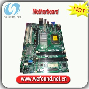 100% tested For DELL Inspiron 530 530S Vostro 200 G33M02 G33 Desktop  Motherboard CU409 RY007 RK936