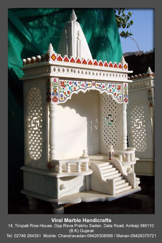 Marble Temple For Home Design. House Plan Wooden Mandir Temple ...