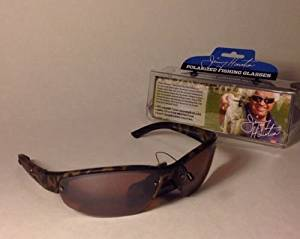 456e2c69d3 Get Quotations · Foster Grant Jimmy Houston Fishing Sunglasses Polarized 100%  UVA UVB Protection CAMO NEW!