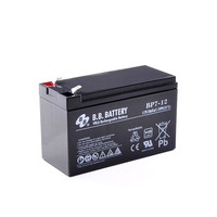 SLA battery BB BP7-12 12V 7Ah AGM UPS storage battery