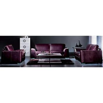 966 Futura Leather Sofa Quality Bright Colored Set Sofas And Home