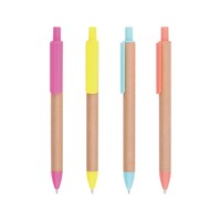Promotional Products Pen Environmentally Friendly Paper Ball Pens ...