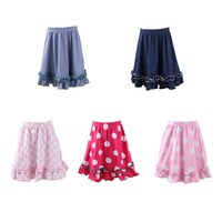 2018 baby New style wholesale tutu cheap knit cotton clothes long skirts for girls