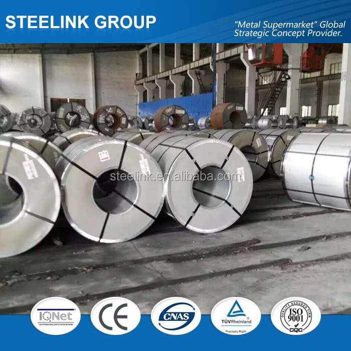 Cold Rolled Steel Strips ST12