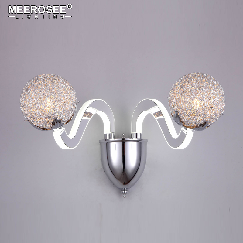 New Arrival Creative Wall Light LED Bedside Wall Lamp Bedroom Sconces Aisle Corridor LED Bra Wall Lighting MD51016003