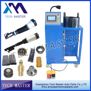 Hot Sale Air Suspension Strut Crimping Machine for Manufacture Air Shock Absorber , Air Spring