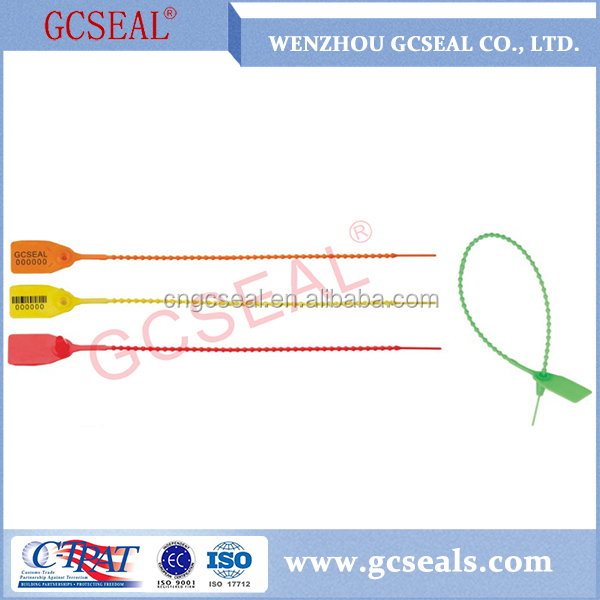 Plastic and Polypropylene Material tamper evident seal GC-P001
