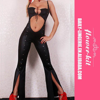 Hot Selling Designs Women Sexy Catsuit Stylish Dance Jumpsuit
