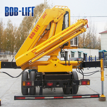Old Floating Knuckle Boom Cranes for Sale
