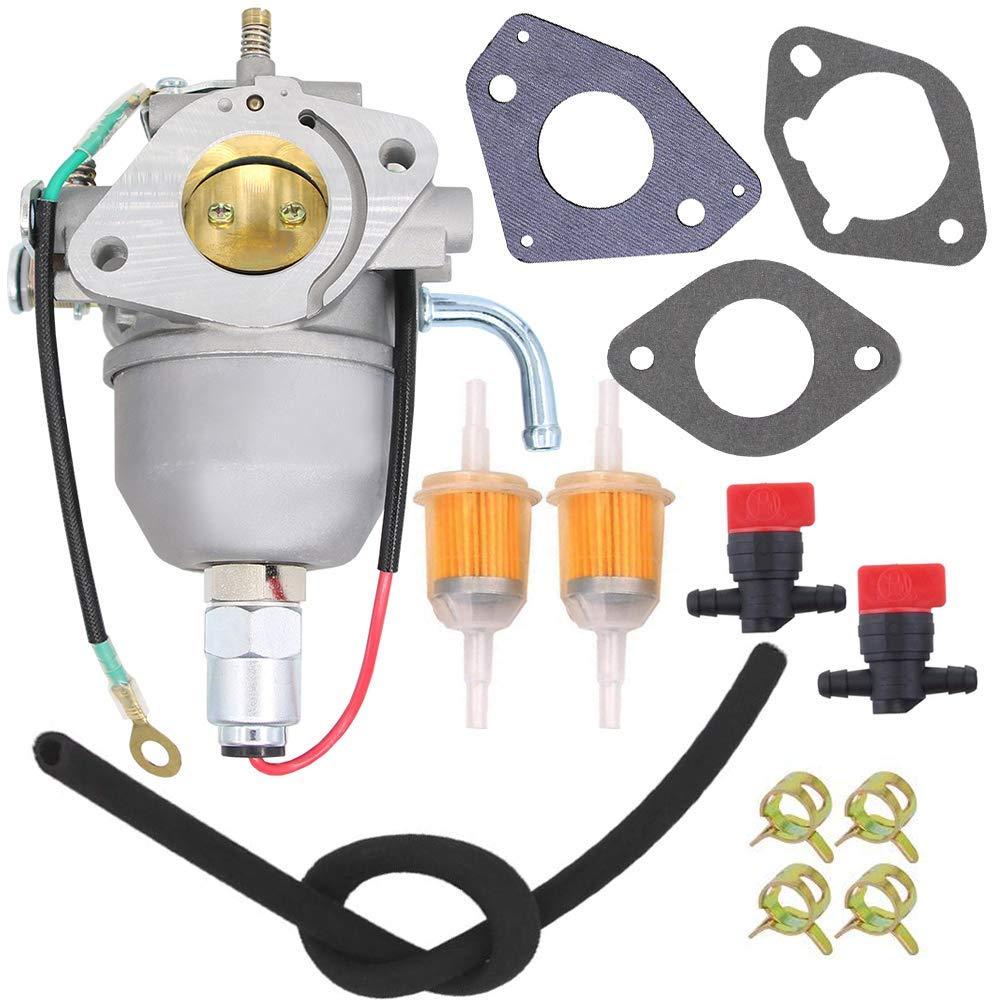 Yooppa 24 853 25-s Carburetor for Kohler CV22S CV18S CV20S CV20-22 CV22S CV725 Command Engine 2485325 2485325-S 2485319-S 2405308 2405308-S 2405350-S 2485350-S 2405319 2485319