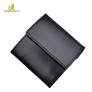Fashion leather Euro coin wallet