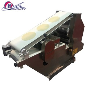 Chinese Supplier Naan Bread Machine Roti Maker For Arabic Bread