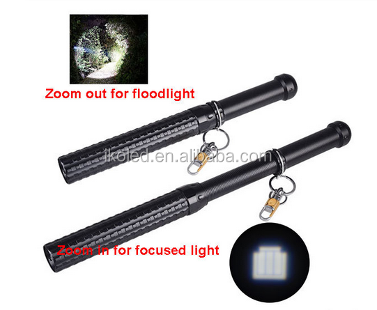 Super Bright Multipurpose Rechargeable High Power Led Baton ...