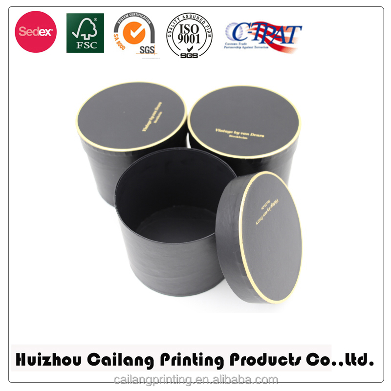 Paper tube with your-own logo design, packaging manufacturer